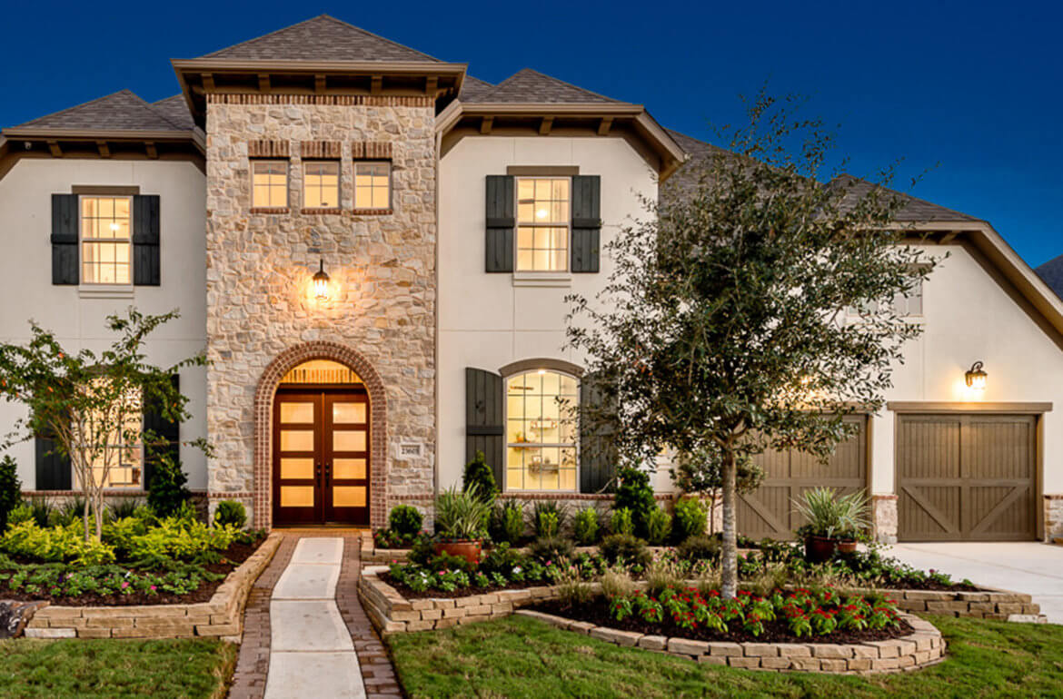 A New Experience Awaits | new home builder in Houston and Dallas